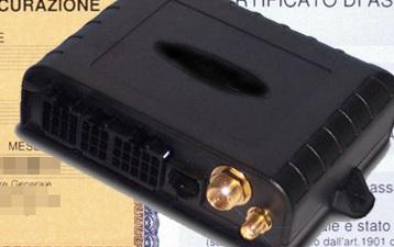 Antifurto satellitare e scatola nera